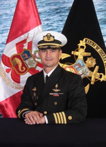 Contralmirante Jorge Enrique Andaluz Echevarría